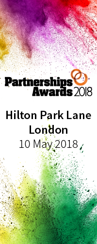 Partnerships Awards 2018