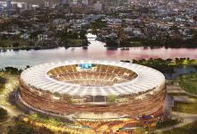 Perth Stadium set to sign