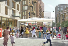 'Flagship' London regeneration project launched