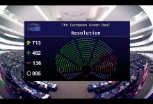 MEPs back European Green Deal