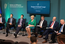 Project Ireland 2040 funds launched