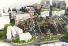 Leeds trust submits hospitals planning