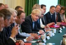 Johnson appoints new infra ministers