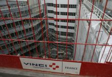 New chair for Vinci Construction