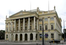 Wroclaw Opera extension PPP