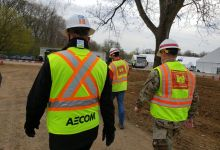 Aecom integrates design & consulting teams