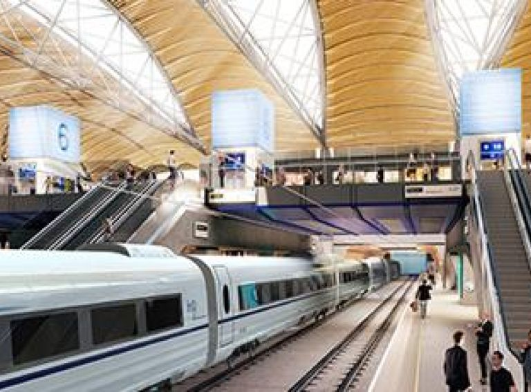 Industry day announced for HS2