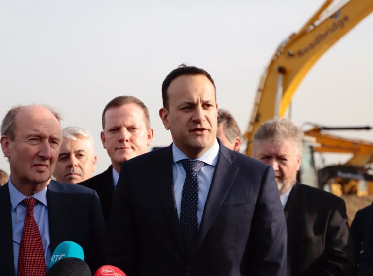 Irish PM sees 'opportunity' for PPPs